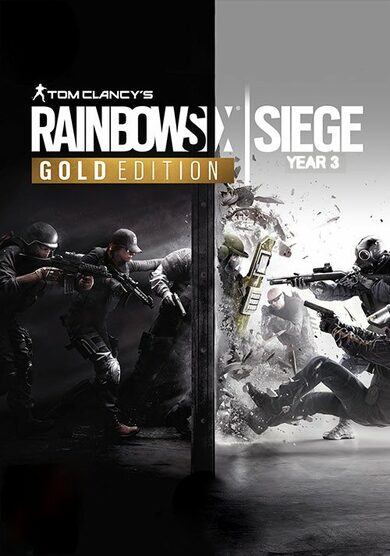 Tom Clancy's Rainbow Six: Siege (Gold Edition Year 3) Uplay Key EMEA