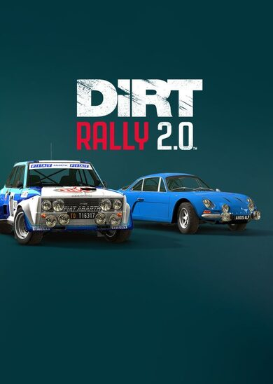 DiRT Rally 2.0 - H2 RWD Double Pack (DLC) Steam Key GLOBAL