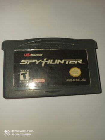 Spy Hunter (1983) Game Boy Advance