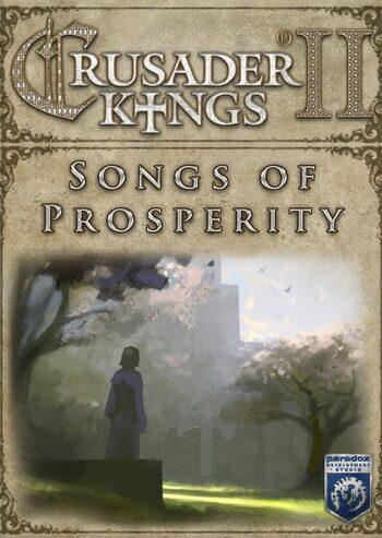 Crusader Kings II - Songs of Prosperity (DLC) Steam Key GLOBAL