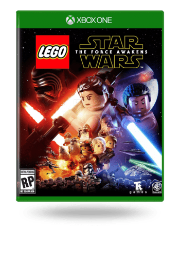 LEGO Star Wars: The Force Awakens (LEGO Star Wars: El Despertar De La Fuerza) Xbox One