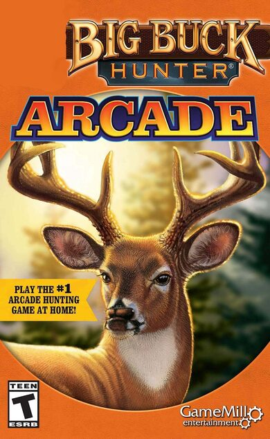 Big Buck Hunter Arcade Steam Key GLOBAL