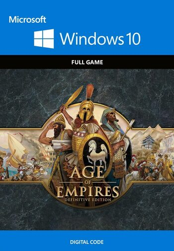 Age of Empires: Definitive Edition - Windows 10 Store Key GLOBAL