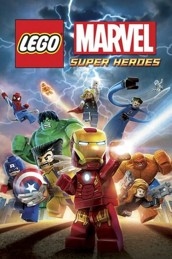 LEGO: Marvel Super Heroes Steam Key GLOBAL