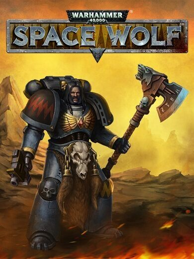 WH40K Space Wolf Exceptional Card Pack Steam Key GLOBAL