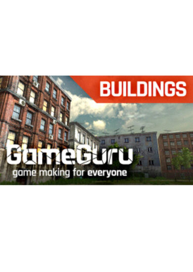 GameGuru Buildings Pack (DLC) Steam Key GLOBAL