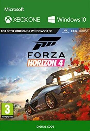 Forza Horizon 4 Welcome Pack (DLC) (PC/Xbox One) Xbox Live Key UNITED STATES