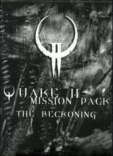 Quake II - Mission Pack: The Reckoning (DLC) Steam Key EUROPE