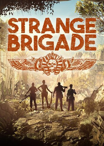 Strange Brigade Steam Key GLOBAL
