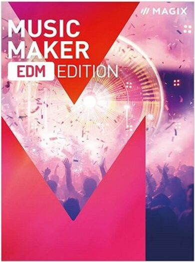 Music Maker EDM Edition Key GLOBAL