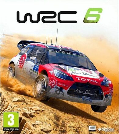 WRC 6 Steam Key GLOBAL
