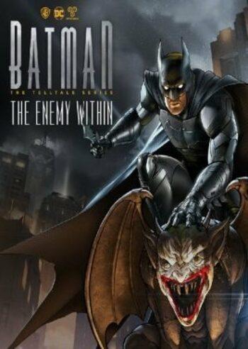 Batman: The Enemy Within - The Telltale Series Steam Key GLOBAL