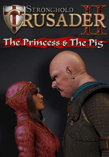 Stronghold Crusader II: The Princess and The Pig (DLC) Steam Key GLOBAL
