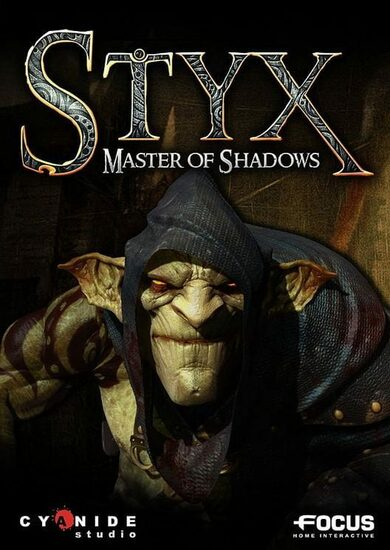 Styx: Master of Shadows Steam Key GLOBAL