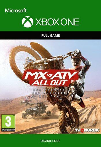 MX vs ATV All Out XBOX LIVE Key UNITED STATES