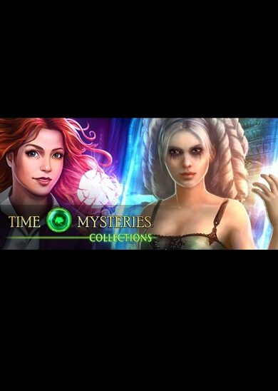 Time Mysteries Collection Steam Key GLOBAL