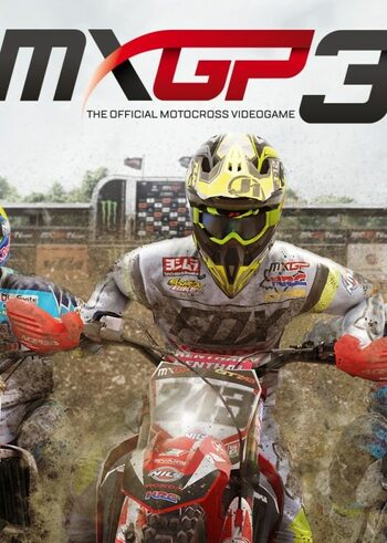 MXGP3: The Official Motocross Videogame Steam Key GLOBAL