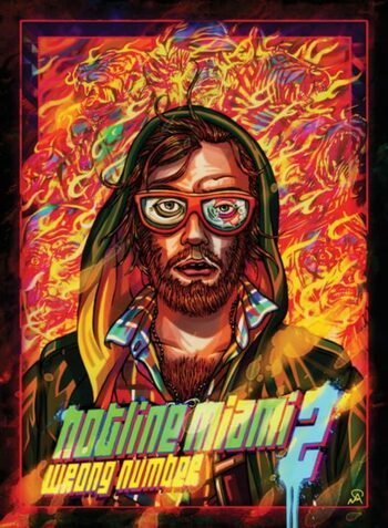 Hotline Miami 2: Wrong Number Digital Special Edition Steam Key GLOBAL