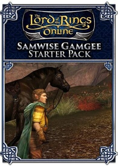 Lord of the Rings Online - Samwise Gamgee Starter Pack (DLC) Official Website Key GLOBAL