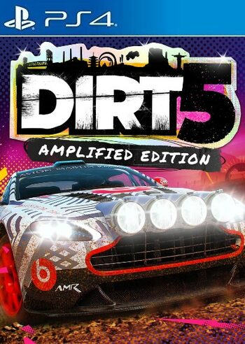DIRT 5 Amplified Edition PS4/PS5 (PSN) Key EUROPE
