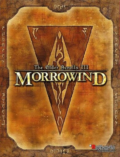The Elder Scrolls III: Morrowind (GOTY) Steam Key GLOBAL фото