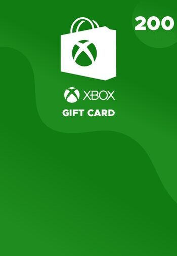 Xbox Live Gift Card 200 ILS Xbox Live Key ISRAEL