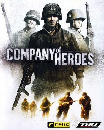 Company of Heroes (Franchise Edition) Steam Key GLOBAL