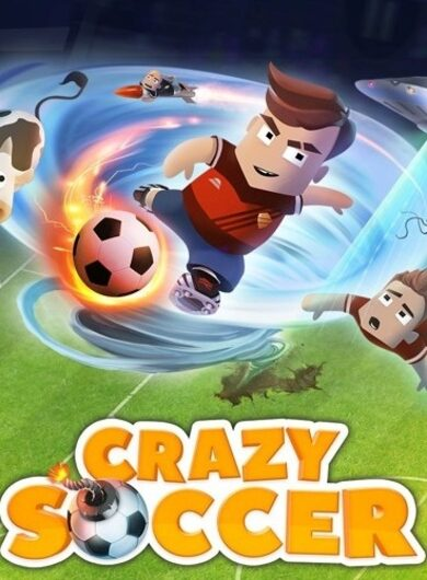 Crazy Soccer: Football Stars Steam Key GLOBAL