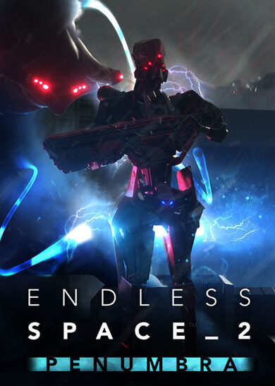 Endless Space 2 - Penumbra (DLC) Steam Key GLOBAL фото
