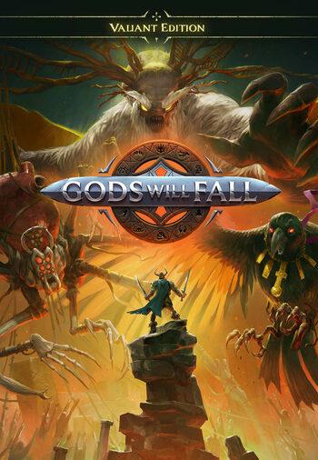 Gods Will Fall: Valiant Edition Steam Key GLOBAL
