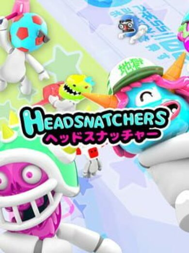Headsnatchers (Incl. Early Access) Steam Key GLOBAL