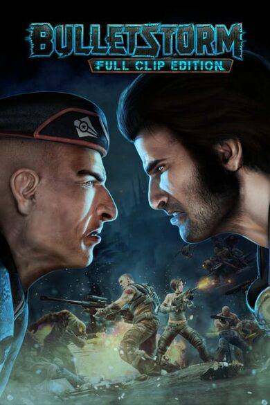 Bulletstorm: Full Clip Edition Steam Key GLOBAL