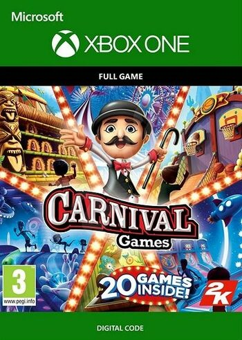 Carnival Games (Xbox One) Xbox Live Key UNITED STATES