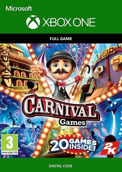 Carnival Games (Xbox One) Xbox Live Key GLOBAL