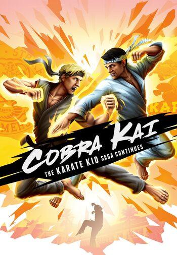 Cobra Kai: The Karate Kid Saga Continues Steam Key GLOBAL