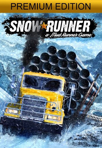 SnowRunner Premium Edition Epic Games Key EUROPE