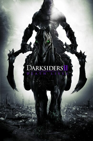 Darksiders 2 - Mace Maximus (DLC) Steam Key GLOBAL