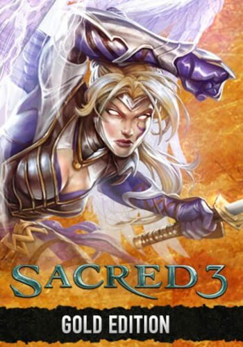Sacred 3 (Gold Edition) Steam Key GLOBAL