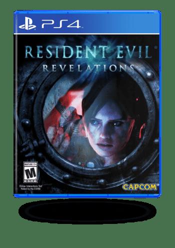 Resident Evil Revelations PlayStation 4