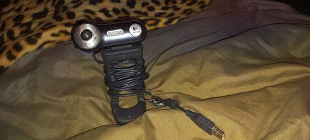 Logitech kamera