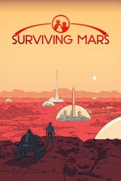Paradox Interactive / Surviving Mars Steam Key GLOBAL