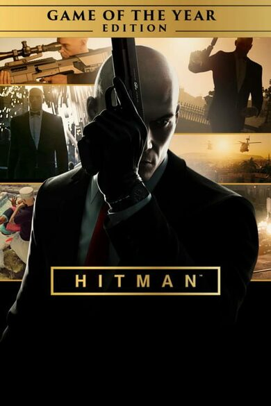 Hitman (GOTY) Steam Key GLOBAL