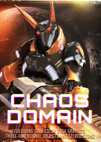 Chaos Domain Steam Key EUROPE