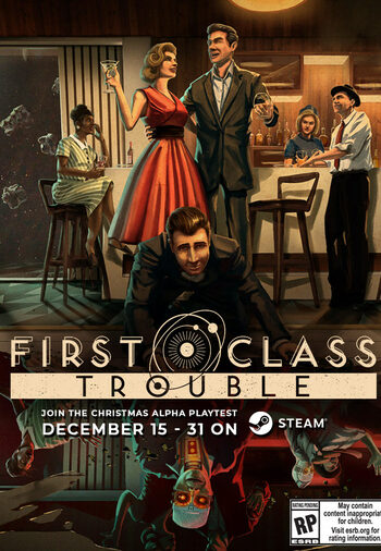 First Class Trouble Steam Key GLOBAL