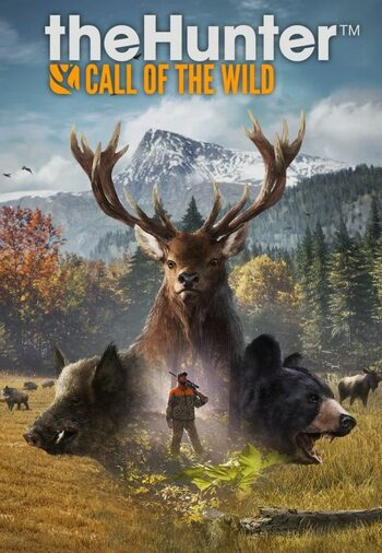 theHunter: Call of the Wild - Silver Ridge Peaks (DLC) Steam Key GLOBAL