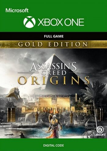 Assassin's Creed: Origins (Gold Edition) (Xbox One) Xbox Live Key UNITED STATES