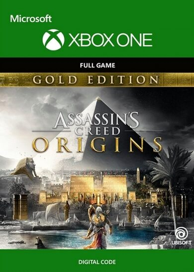 Assassin's Creed: Origins (Gold Edition) (Xbox One) Xbox Live Key GLOBAL
