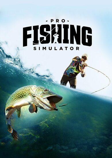 Pro Fishing Simulator Steam Key GLOBAL