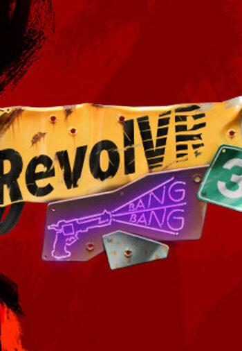 RevolVR 3 [VR] Steam Key GLOBAL