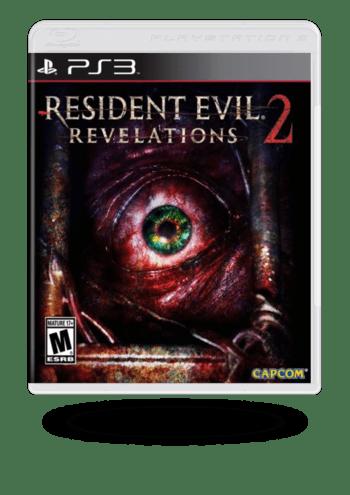 Resident Evil Revelations 2 / Biohazard Revelations 2 PlayStation 3